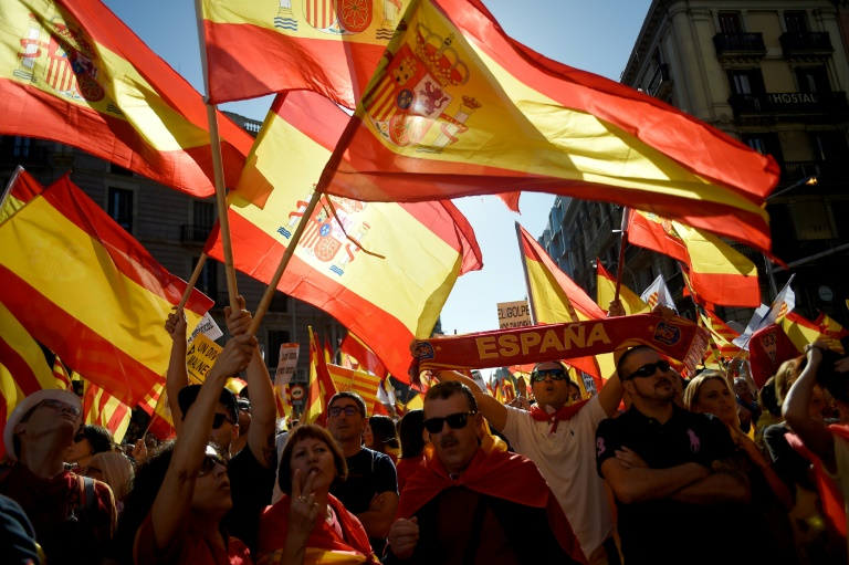 France and Germany Pressures Catalonia to Drop Independence Declaration