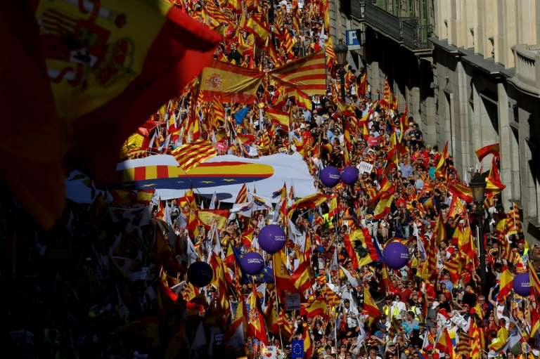 Spanish gov't to take measures if Catalonia region unilaterally declares independence