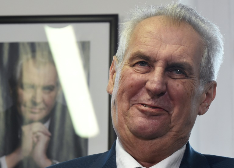 'Europe's Trump' reelected as Czech president