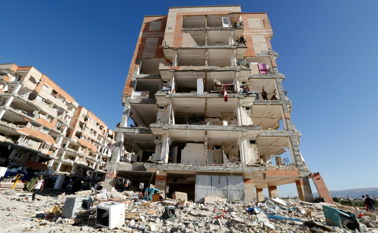 Israel offers aid to Iran's quake  victims