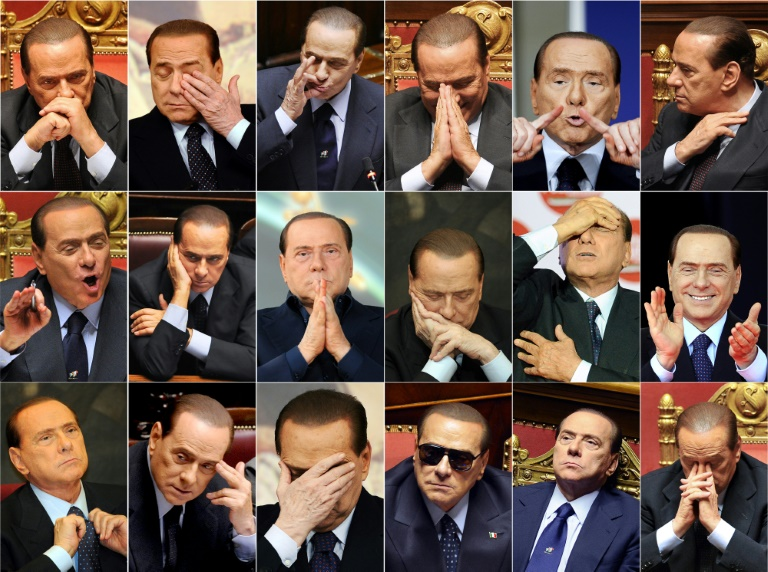 Italy's Berlusconi makes clear his PM choice will be…