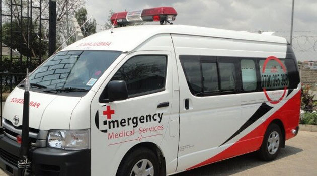 One injured after Kenya Red Cross vehicle was shot at in