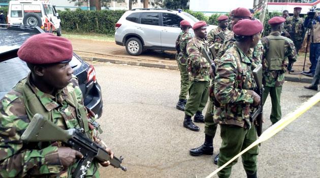 Kenya 'repels al-Shabab attack'