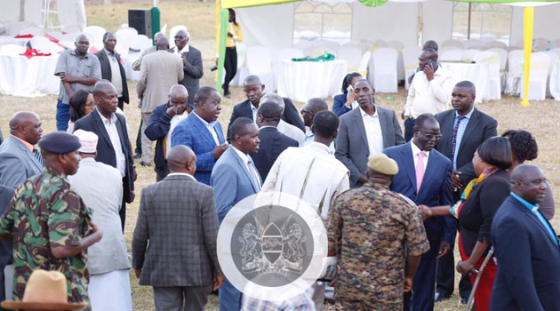 MATIANGI MERU - Govt moves to tame crime in Isiolo, Meru Counties