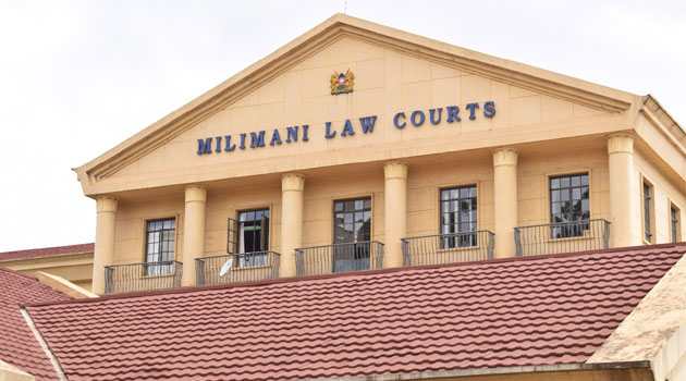 MILIMANI LAW COURTS SIGNAGE 2 - Case seeking to halt Huduma Namba rollout to be heard Friday