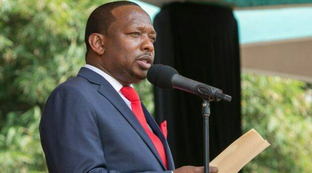 SONKO ASSUMPTION SPEECH - Sonko accuses auditors of extortion, wants probe