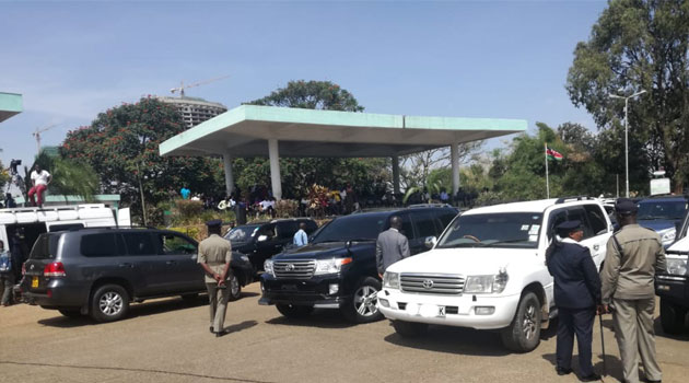 FUEL GUZZLERS UHURU PARK - Opulence in the face of adversity: Paradox of Labour Day fete