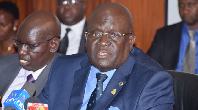 CS MAGOHA - CS Magoha, RC Natembeya to lead Form I admission mop up in Nakuru » Capital News