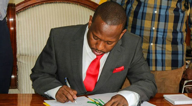 Sonko gives Star newspaper 3 days to apologize over HIV status story