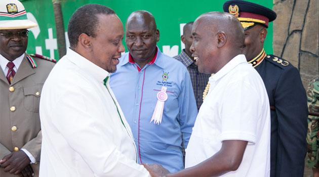 KENYATTA MOMBASA ASK SHOW - Kenyatta opens 116th Mombasa ASK show, urges youth to embrace agribusiness