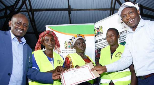 UWEZO FUND - Women Enterprise Fund disburses Sh11 million to groups in Migori