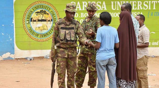 GARISSA UNVIERSITY - KUPPET wants teachers enlisted in police and KDF sent to public schools » Capital News
