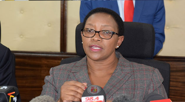 SICILY KARIUKI - Lab results due out Wednesday on suspected coronavirus in Kenya » Capital News