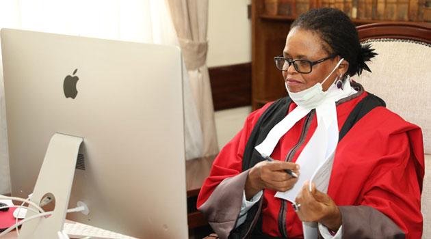 Justice Martha Koome VIRTUA.