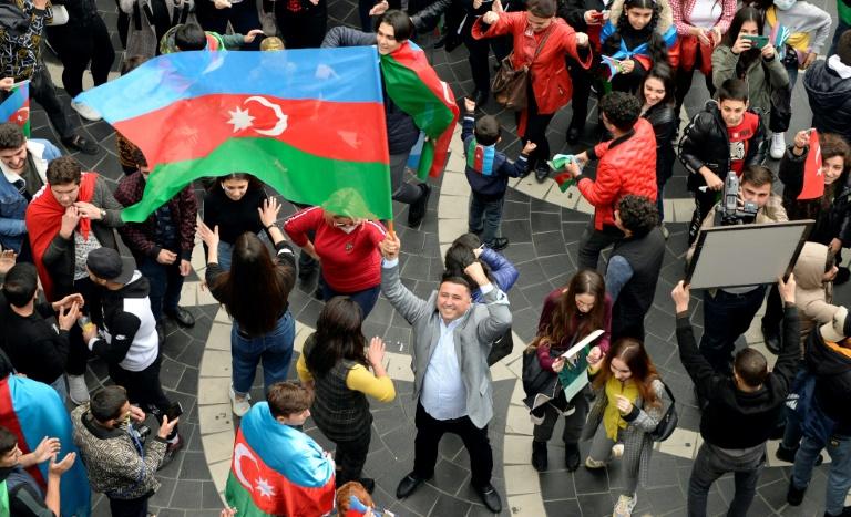 Russian peacekeepers head to Nagorno-Karabakh after peace deal » Capital News