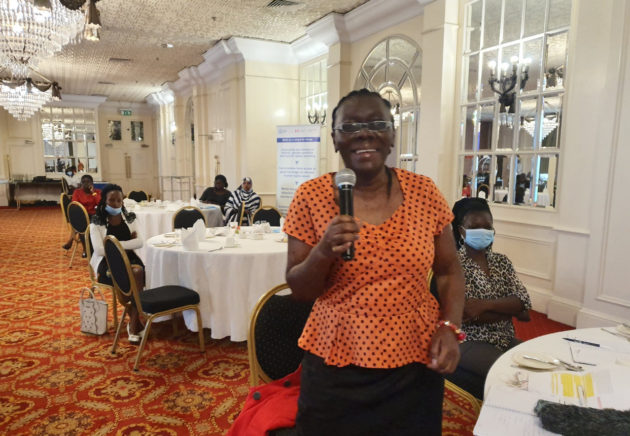 Media is a critical player in ending impunity in Gender-Based Violence » Capital News