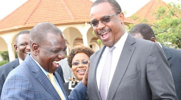Image result for kidero and ruto