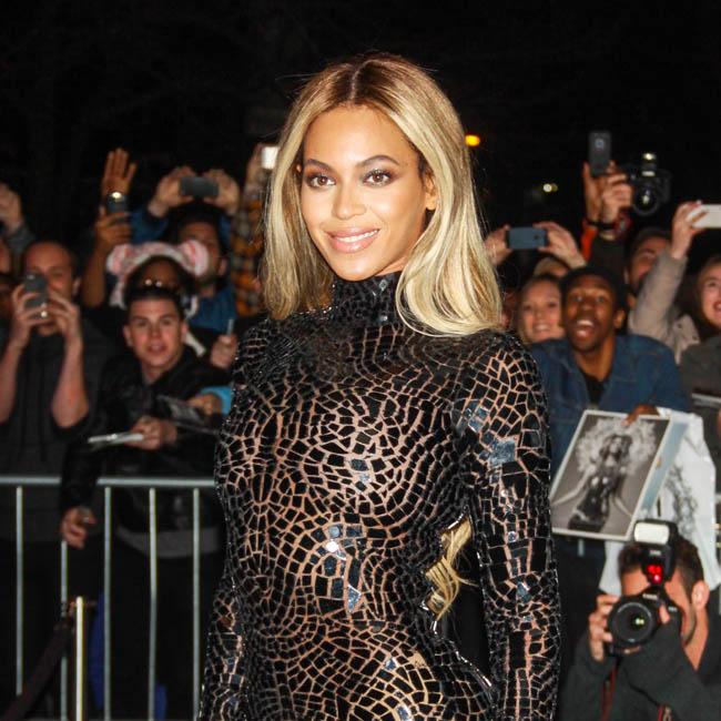 A Stunning Beyonce arrives at the School of Visual Arts Theater in NYC - Part 2