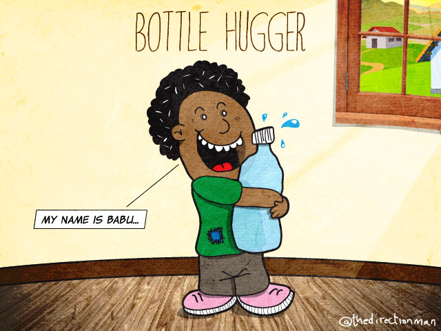 Bottle Hugger