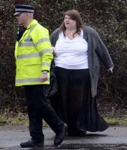 FAT WOMAN JAIL