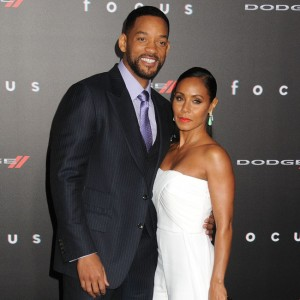 'Focus' Los Angeles Premiere held at the TCL Chinese Theatre in Hollywood, USA. Pictured: Will Smith, Jada Pinkett Smith Ref: SPL961591  240215   Picture by: AdMedia / Splash News Splash News and Pictures Los Angeles:310-821-2666 New York:	212-619-2666 London:	870-934-2666 photodesk@splashnews.com