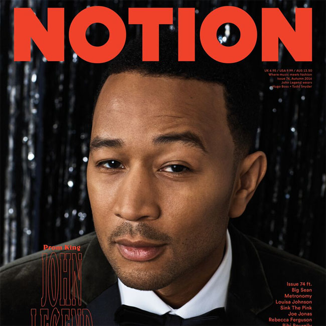 John Legend was rejected by 'every major record label'