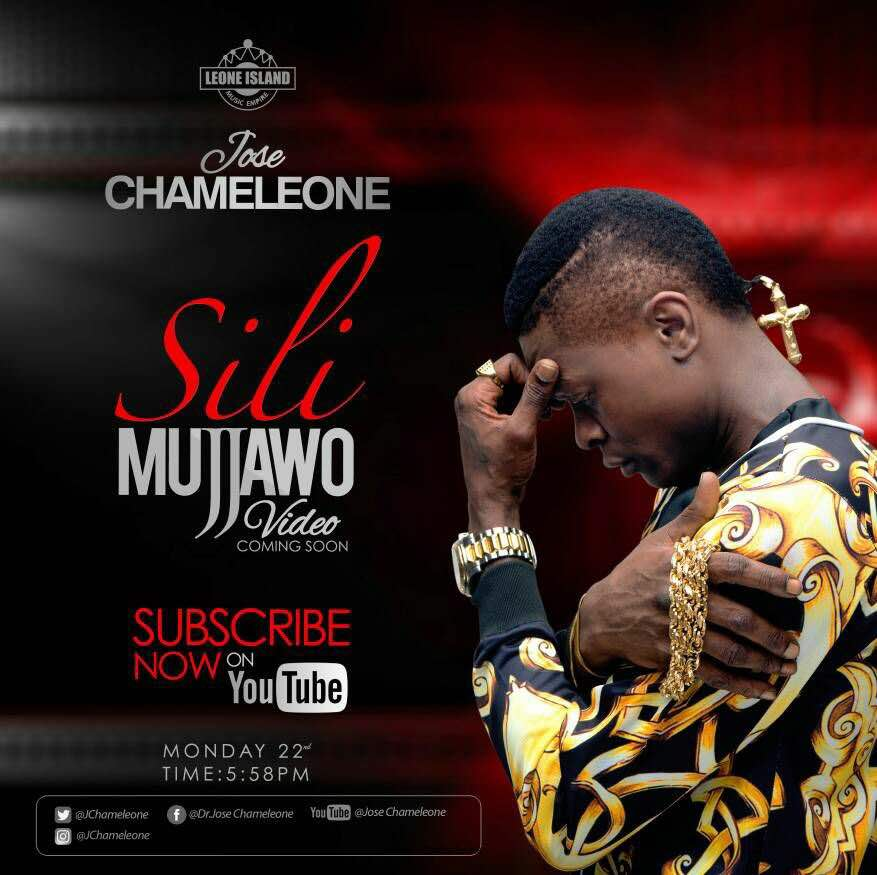 Watch: Jose Chameleone turns philosophical in new single