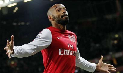 THIERY HENRY RETURN TO ARSENAL