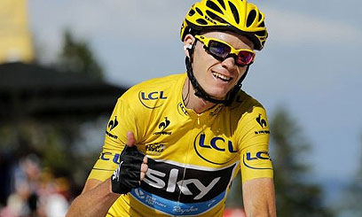 FROOME-20TH