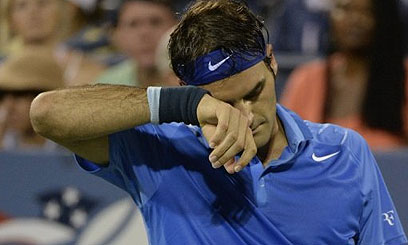 FEDERER-COLLAPSE