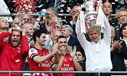 WENGER-CUP