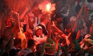 ALGERIA-FANS