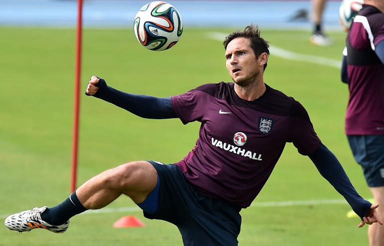 LAMPARD-ENGLAND