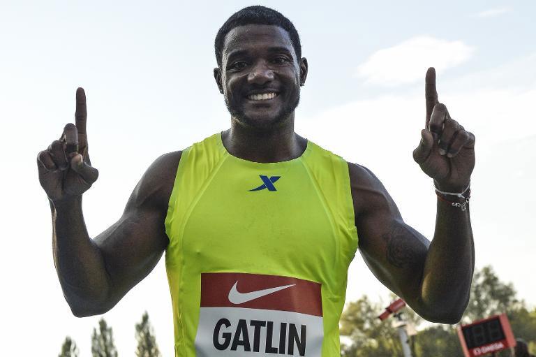 GATLIN-IAAF