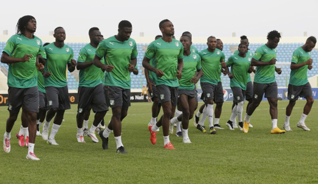 IVORY COAST TRAINING