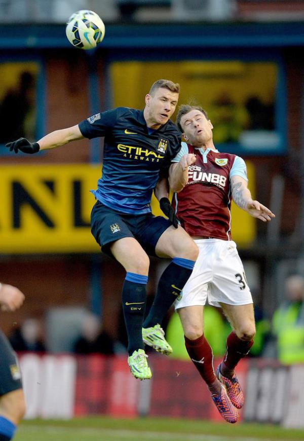 DZEKO-BURNLEY