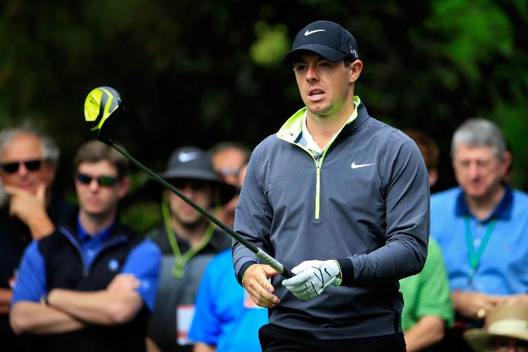 European Tour Player of the Year Rory McIlroy. PHOTO/File