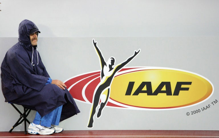 The new doping allegations say that leaked results from 12,000 blood tests on 5,000 competitors by the IAAF shows the wide extent of cheating in athletics. PHOTO/AFP