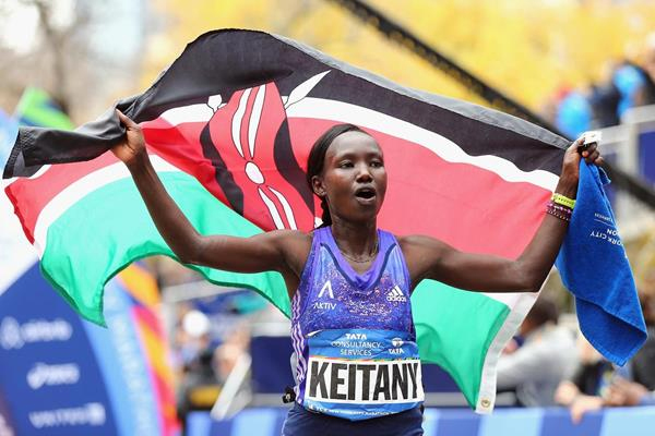 Flanagan, Kamworor win New York City Marathon