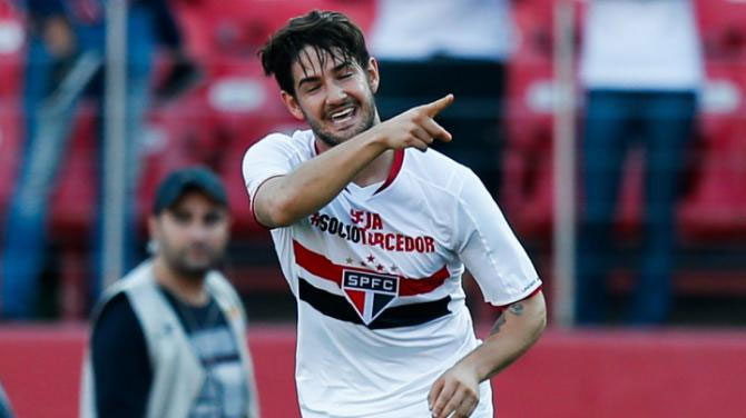 Chelsea and Liverpool are two of four clubs in the hunt for Brazilian attacker Alexandre Pato, according to the player's agent Gilmar Veloz. PHOTO/OmniSport