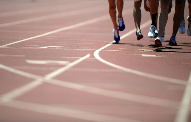 The IAAF provisionally suspended the Russian athletics federation in November over a bombshell report by a World Anti-Doping Agency (WADA) independent commission alleging state-sponsored doping and mass corruption in the sport. PHOTO/AFP