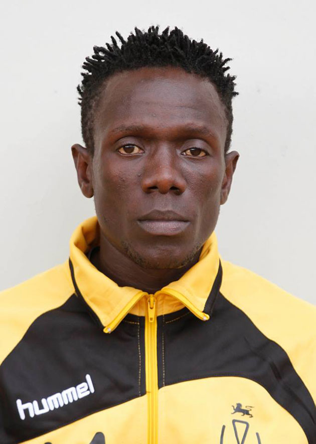 Wazito FC midfielder Kelvin Mugalla Ikatwa was murdered by his girlfriend on Tuesday, 15th March 2016.PHOTO/Courtesy