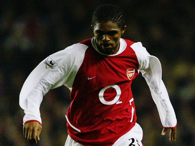 Former Arsenal Stars Nwankwo Kanu.PHOTO/Getty images