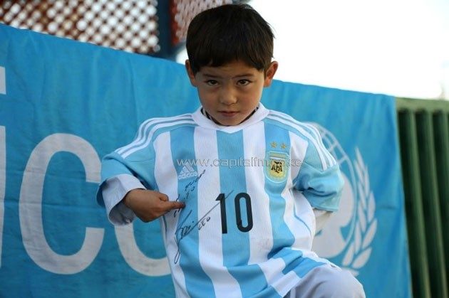 LITTLE-MESSI