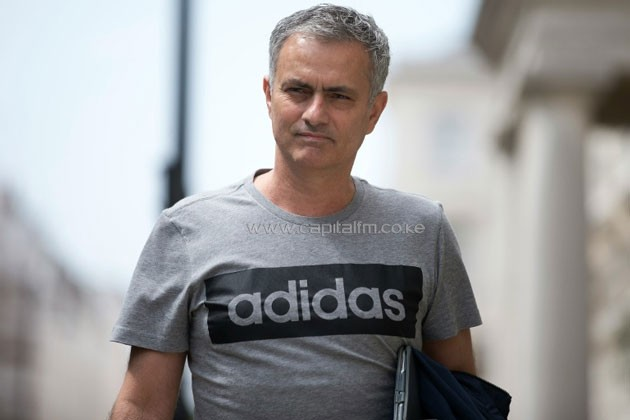Jose Mourinho has started work as Manchester United manager.PHOTO/AFP
