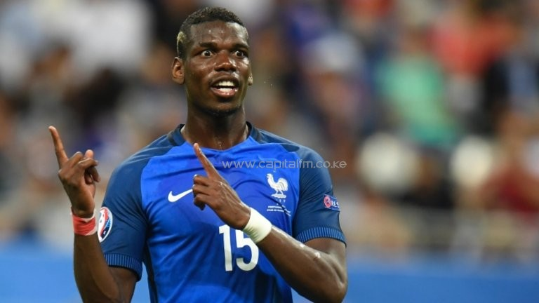 Manchester United have reportedly had a bid for Paul Pogba rejected. PHOTO/SKY.