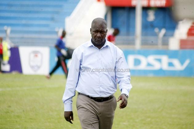 Ulinzi Stars head coach Robert Matano has said their poor start on the KPL second leg is not permanent.PHOTO/Raymond Makhaya.