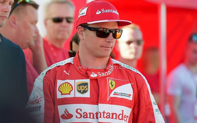 Raikkonen won the 2007 world championship with Ferrari in his first stint before rejoining from Lotus in 2014. He has announced he will remain at Ferrari next year.