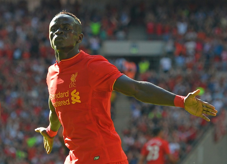 Liverpool could be without forward Sadio Mane, who has a shoulder injury, when they travel to nearby Burnley