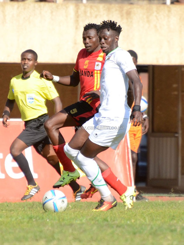 Jesse Were goes up against  - Jesse Were has to work harder, says Migne